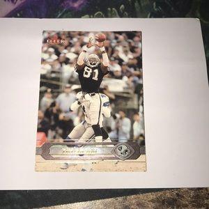 Fleer Tim Brown 81 Raiders card 22 💕